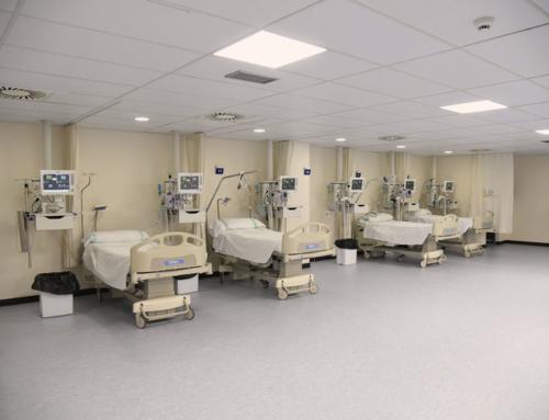 Construcción de los dos nuevos quirófanos del Hospital Alcázar de Castilla la Mancha